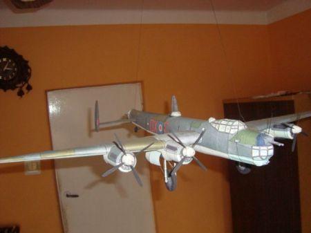 Avro Lincoln mm 1966-07-08