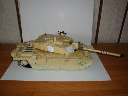 Challenger 2 GPM