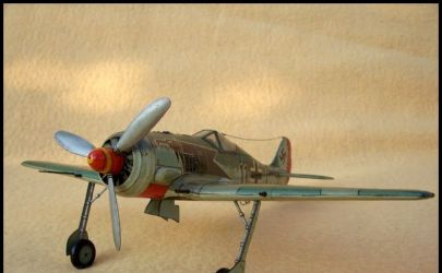 Focke-Wulf  FW-A9