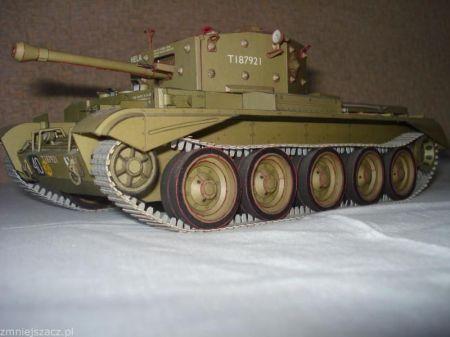 MM  Brytyjski czołg szybki MK. VIII CROMWELL IV