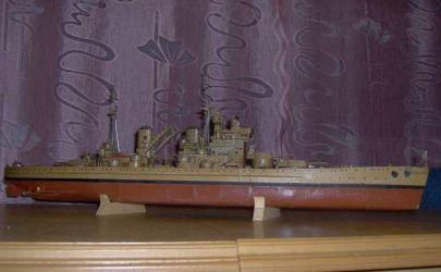 Brytyjski paancernik King George V (MM)