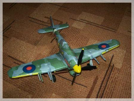 Samolot myśliwski Hawker Typhon Mk.IB