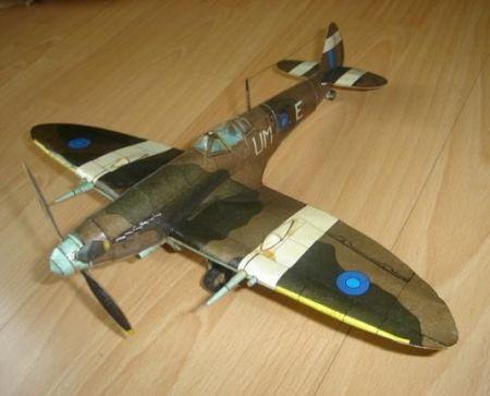 Samolot myśliwski Supermarine Spitfire Mk. VII