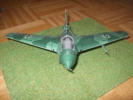 Messerschmitt Me 163 B-1a Komet