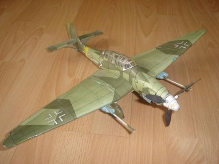 Samolot szturmowy Ju 87 G-2