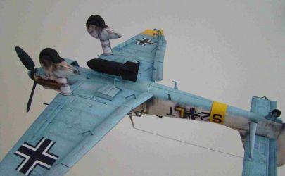 Ju 87 D-3 Stuka