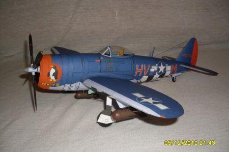 MM P-47 Thunderbolt
