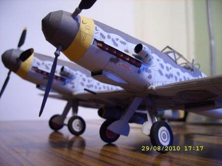 Messerschmitt Me-109 Zwilling