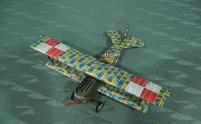 Fokker D. Vll 502, 18