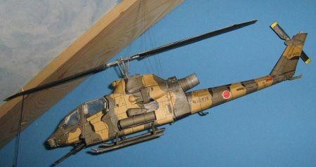Śmigłowiec Bell AH-1S Cobra