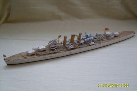 JSC Ciężki krążownik NORFOLK