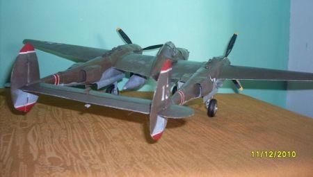 Lockheed P-38H Lightning.WAK