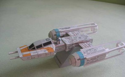 Star Wars Y-Wing