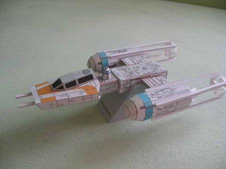 Star Wars Y-Wing