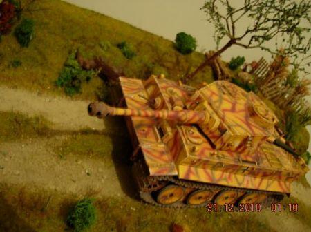 PzKpfw VI Tiger 1