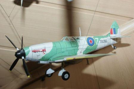 Supermarine Spitfire Mk XVIE