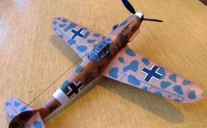 Me109 Mały Modelarz