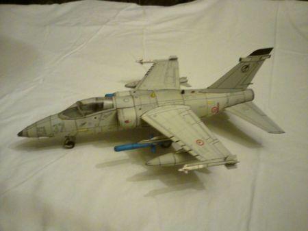 Aeritalia AerMacchi Embraer AMX