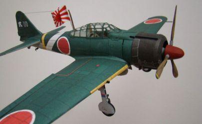 Mitsubishi (A6M Reisen) Zero - MM