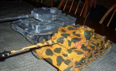 Tiger I Ausf. H1 answer
