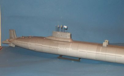 Okręt podwodny klasy Tajfun