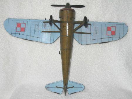 PZL P-11C Mały Modelarz 8/86