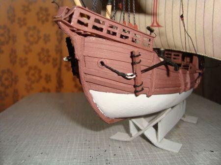 Okręt Kolumba PINTA