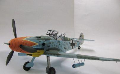 Messerschmitt Bf 109 G  1:24