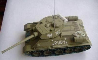 Czołg T-34 Rudy