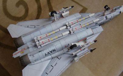 F - 14A Tomcat