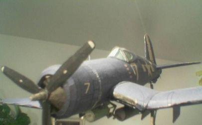 Corsair F4U1