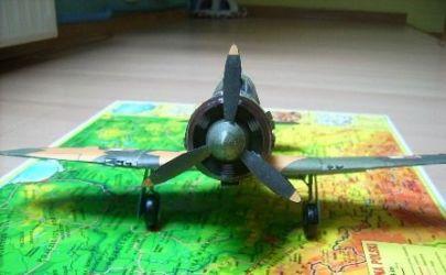 Samolot Myśliwski PZL P-50 Jastrząb
