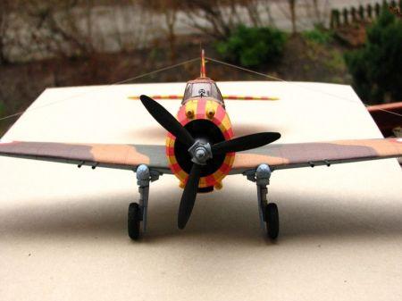CURTISS P-36  wyd.answer