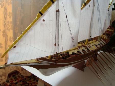 Szebeka - okręt piratów berberyjskich