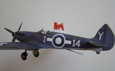 [Konkurs] Seafire F.Mk XV - Modelik