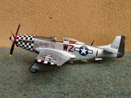 P-51 Mustang  /A.H./