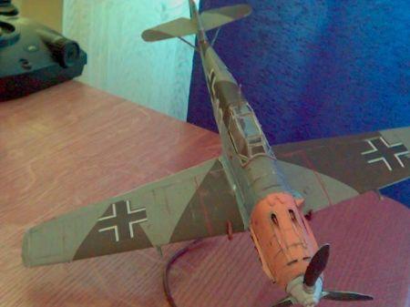 messerschmitt bf 109E 4