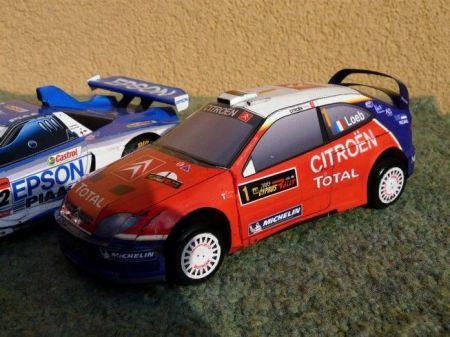 Samochody WRC /darmowe/