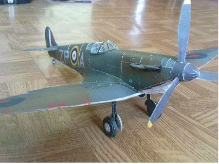 Spitfire la