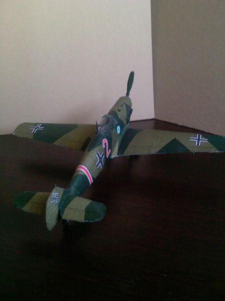 Messerchmitt me 109 D-1