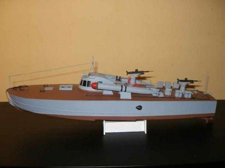 Kuter torpedowy MAS