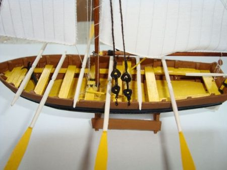 Szalupa z HMS BOUNTY