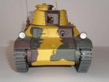 Japoński czołg średni Chi-he MM