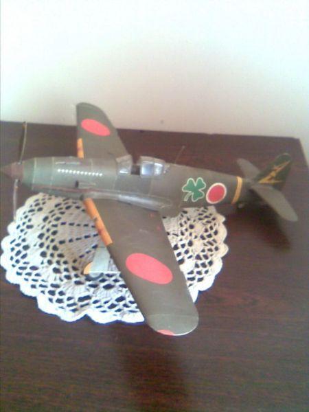Ki-61 Hien - czyli zdobycz archeologiczna....kolejna