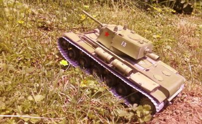 ciężki czołg radziecki z okresy 2 wojny światowej