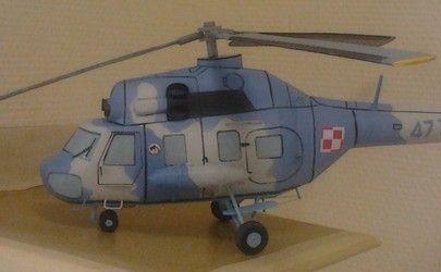 mi-2 mały modelarz