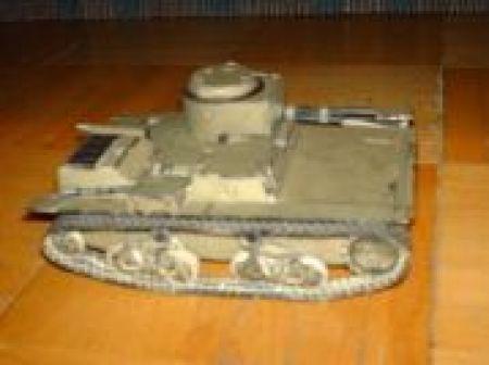 czołg pływający T-38