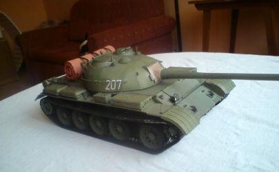 T-54 z Modelika
