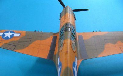 P-40M  WARHAWK  1:32