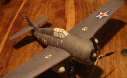 Amerykański samolot myśliwski Grumman F4F Wildcat
